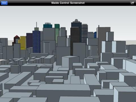 Maide Control iPad app lets you build and view 3D models with your bare, sweaty hands (video)
