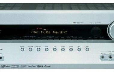 CNET shoots down the Dolby ProLogic IIz in Onkyo's TX-SR607 receiver