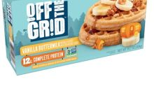 Newcomer Off the Grid Enters Growing Protein Waffle Category with 12g Complete Protein Per Serving