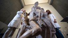 Pietà Michelangelo, tornano alla luce dettagli mai conosciuti