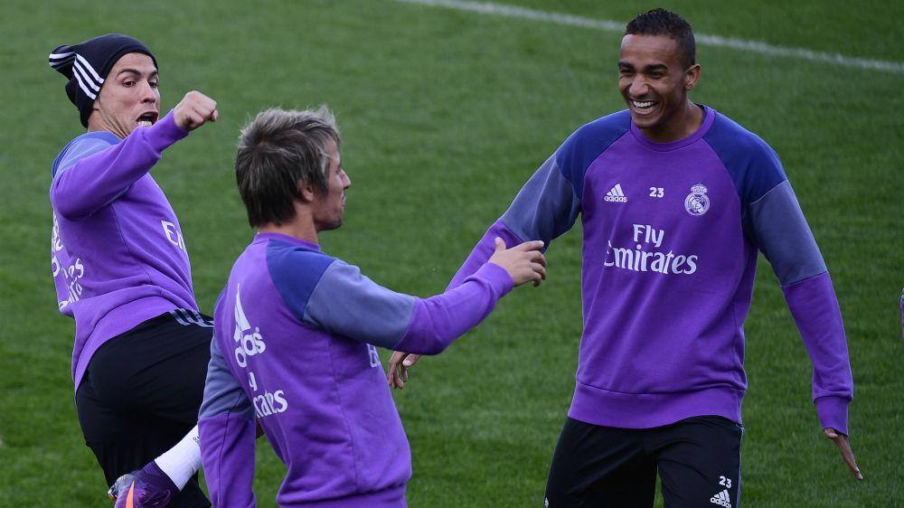 'Trolleo' al Real Madrid en las redes por la titularidad de Danilo y Coentrao