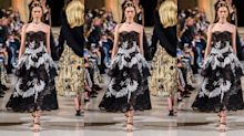 The Prettiest Dresses Of AW18 Fashion Week