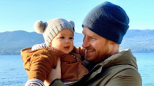 Brand behind baby Archie's hat thanks Meghan Markle and Prince Harry after being inundated with orders