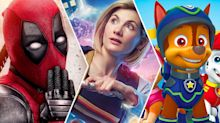 The 10 most searched for pop culture characters of 2018