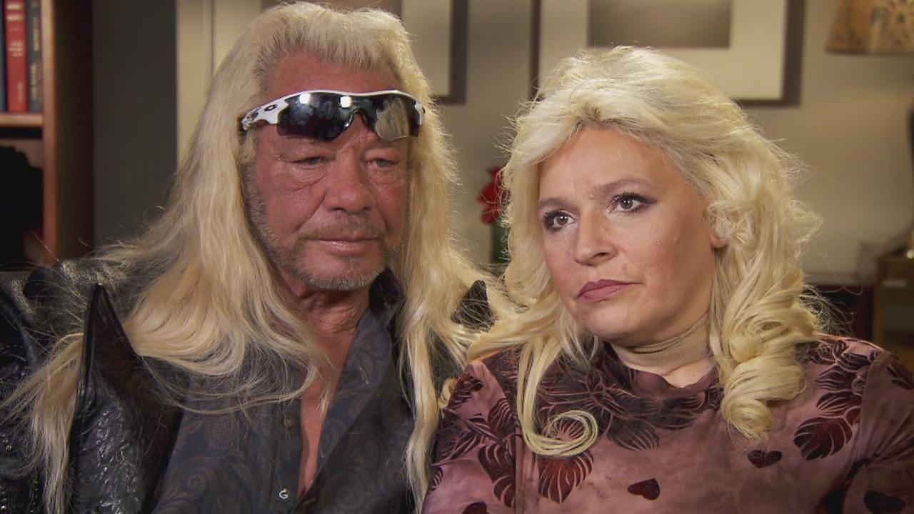 39 Dog The Bounty Hunter 39 Overcome With Emotion As He