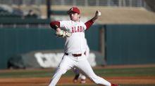 Alabama Baseball Falls in Series Opener at No. 2 Vanderbilt, 9-6