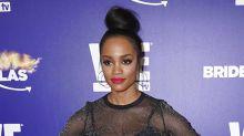 Ex-'Bachelorette' Rachel Lindsay Says Franchise Shouldn't Film Until Chris Harrison Controversy Is Resolved