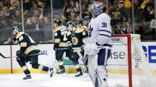Bruins overwhelm Maple Leafs with execution, smarts in Game 1