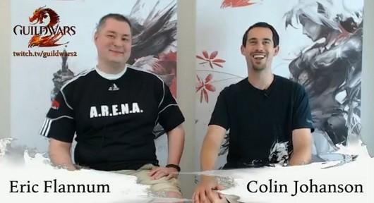ArenaNet devs talk legendary weapons, endgame, and more