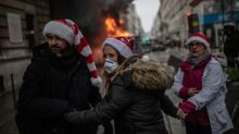France braced for second day of stoppages as strike bites