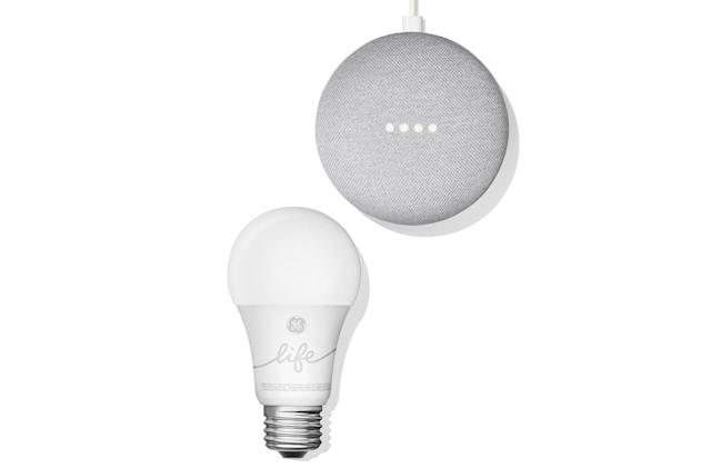 The first Made-for-Google lightbulbs don't require a hub