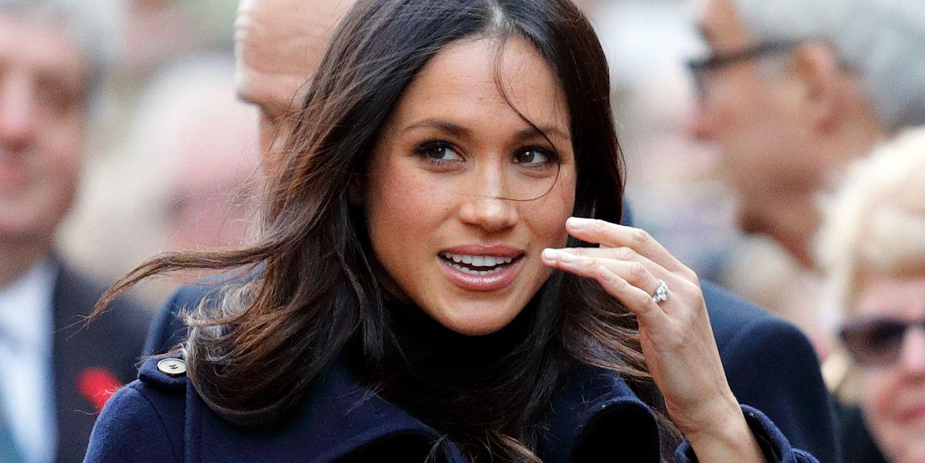 Kensington Palace Refuses to Say Whether Meghan Markles Dad Has Been Told About Her Pregnancy
