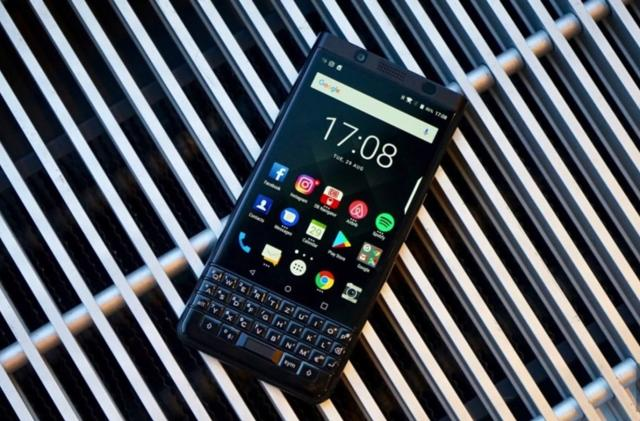 BlackBerry calls 2017 a success amid reports of soft sales