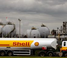 Shell takes $22bn hit over low oil prices