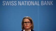 SNB says U.S.-China trade war triggering franc's rise