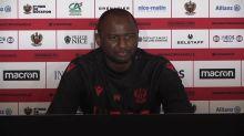 Foot - L1 - Nice : Vieira : «Qu'il n'y ait pas de sanctions, ça me dérange un peu»