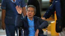 Fujimori says he will not appeal travel ban