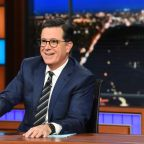 "Stephen Colbert Addresses Donald Trump Endorsement Of ""Creme-De-La Creep"" Roy Moore"