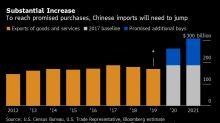 Virus Raises Worry China Won't Meet U.S. Trade-Deal Pledges