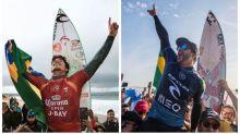 Na estreia do surfe, Ítalo Ferreira e Gabriel Medina vencem suas baterias e vão às oitavas nos Jogos Olímpicos
