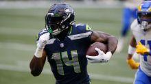 NFL star Metcalf's 100-metre bid met with scepticism from veterans of the track