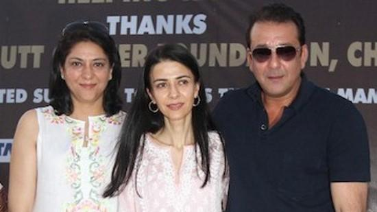 EXCLUSIVE:Sanjay Dutt's Charitable Donations