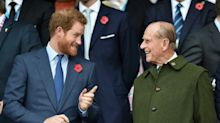 Prince Harry praises Prince Philip as 'conservation champion' as he lends his voice to Earth Day video