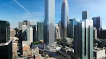 In rare move, Salesforce stakes early claim on proposed Transbay skyscraper