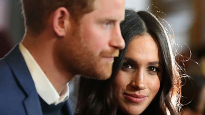 Harry and Meghan to drop 'Sussex Royal' branding