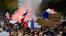 Thousands join French march against Islamophobia