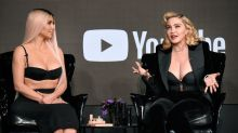 Madonna y Kim Kardashian: las chicas materiales