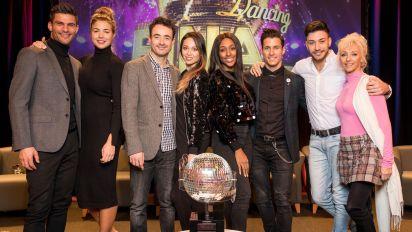 'Strictly Come Dancing' Final Odds Predict Joe McFadden Will Lift Glitterball Trophy