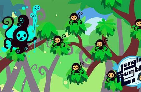 Jungle Rumble brings the beat to iOS, Android early next year