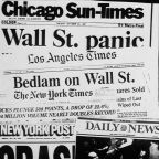 What Black Monday, the Worst One-Day Stock Plunge in History, Would Look Like Today