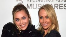 Tish Cyrus talks about daughter Miley's decision to stop smoking weed