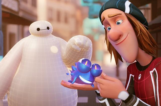 Disney releases interactive short 'Baymax Dreams' on GeForce Now