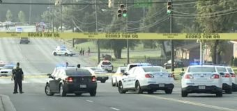 Workplace shooting: 3 wounded, gunman killed