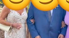 'Tacky': Wedding guest slammed for wearing bridal gown