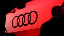 German prosecutors fine Audi 800 million euros for diesel violations
