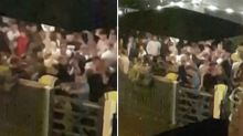 Coronavirus: Shocking video of crowded pub emerges before hundreds flock to get tests