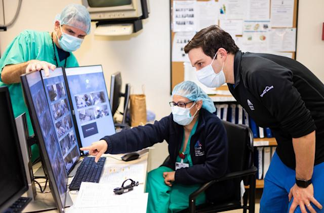 Google and Mount Sinai use Nest Cams to remotely monitor COVID-19 patients