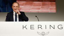 """Affaire Kering: pour Macron, il est """"évident"""" qu'un contrôle fiscal vise le groupe"""