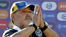 Nursing coordinator interviewed over Maradona death