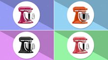 Walmart just dropped the price on KitchenAid stand mixers and accessories—save up to 42 percent off