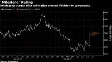 Barrick and Antofagasta Win $5.8 Billion Pakistan Ruling