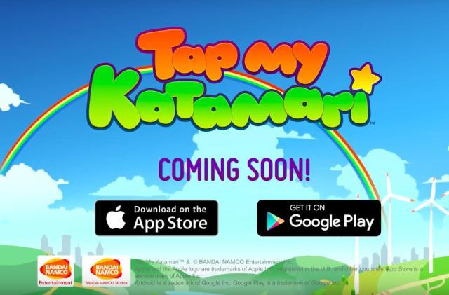 'Katamari Damacy' making clicky comeback on iOS and Android