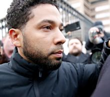 Empire star Jussie Smollett charged with staging racist attack in 'desperate publicity stunt'