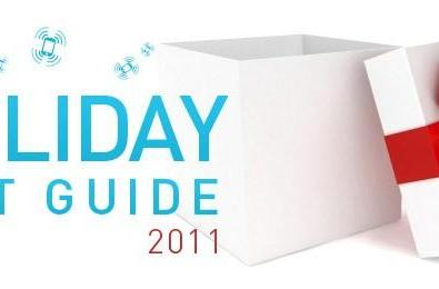 Engadget's holiday gift guide 2011