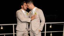 Carlinhos Maia se casa com Lucas Guimarães em cerimônia luxuosa em Piranhas