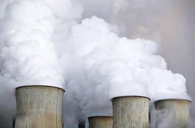 Coal's sharp decline leads to a drop in US energy production